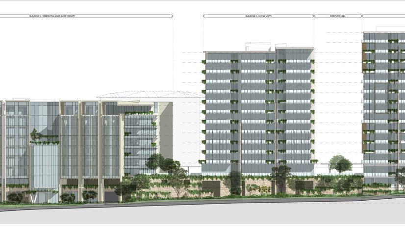 Brisbane City Council Holds Back Tricare's Retirement Facility Proposal in Taringa
